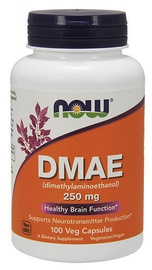 Now Foods DMAE 250mg Veg Capsules