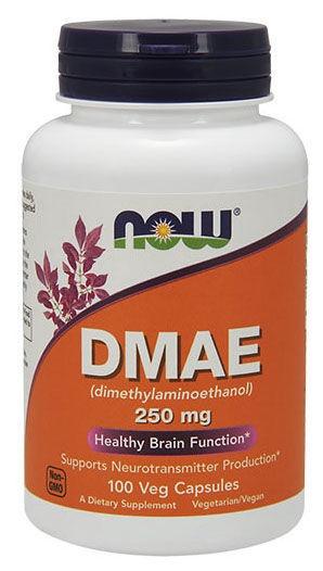 Now Foods DMAE 250mg Veg Capsules