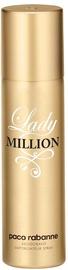 Дезодорант для женщин Paco Rabanne Lady Million, 150 мл