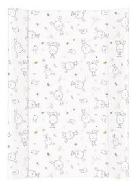 Pārtinamais galds Ceba Baby Comfort Dream Roll Over, 70 cm x 50 cm, balta