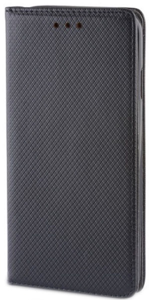Forever Smart Magnetic Fix Book Case For Samsung Galaxy S7 Edge Black