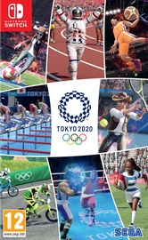 Nintendo Switch spēle Sega Olympic Games Tokyo 2020