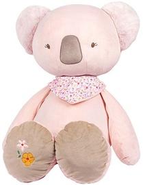 Mīkstā rotaļlieta Nattou Cuddly Animal Iris Koala 631488, rozā, 75 cm