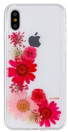 Flavr Real 3D Flowers Premium Case For Apple iPhone X Sofia