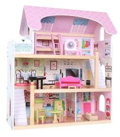 EcoToys деревянный кукольный дом 4110