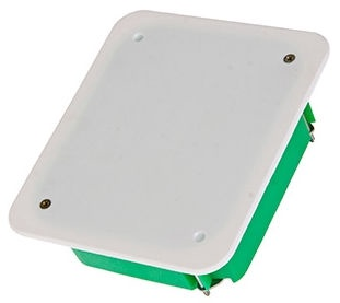Hegel Mounting Box With A Lid KP1203I Green