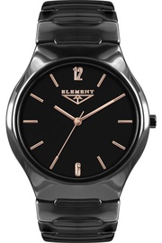 33 Element Men's Watch 331712C Black