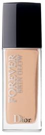 Tonizējošais krēms Christian Dior Diorskin Forever Skin Glow 2CR Cool Rosy, 30 ml
