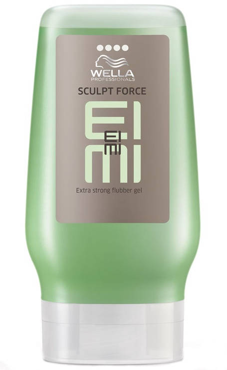 Гель для волос Wella Eimi Sculpt Force Extra Strong Flubber Gel, 250 мл
