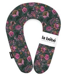 Подушка для беременных La bebe Garden Satin, многоцветный