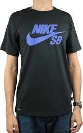 Nike SB Logo T-Shirt 821946 019 Black L