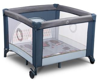 Ceļojuma gultiņa Lionelo Sofie Blue Navy