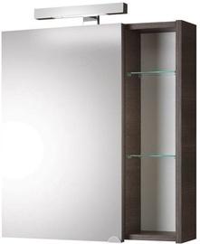 Riva Elegance SV60-11 Mirror Cabinet Brown (поврежденная упаковка)