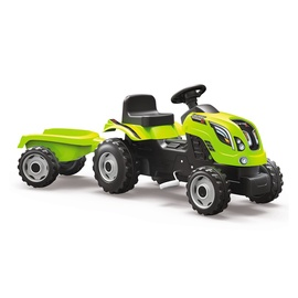 Smoby Tractor XL Green_1