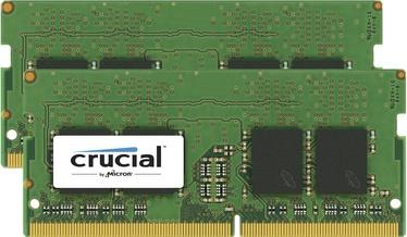 Operatīvā atmiņa (RAM) Crucial CT2K4G4SFS8266 DDR4 (SO-DIMM) 8 GB CL19 2666 MHz