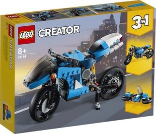 Constructor LEGO Creator Superbike 31114
