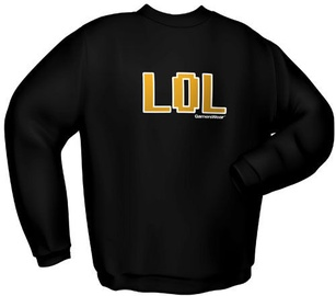 GamersWear LOL Sweater Black M