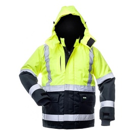 Куртка Baltic Canvas Winter Jacket 8946 Blue/Yellow M