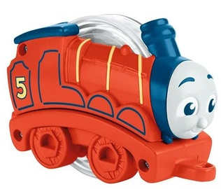 Fisher Price Thomas & Friends Roll 'N Pop Engine James DTN26