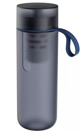 Dzeramā ūdens pudele Philips GoZero, zila, 0.59 l
