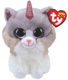 TY Beanie Boos Asher Cat With Horn 24cm