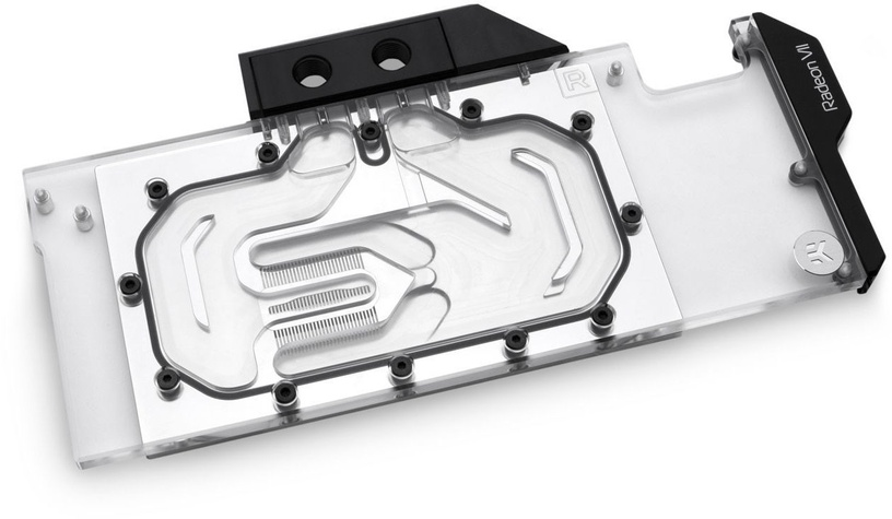 EK Water Blocks EK-Vector Radeon VII RGB Nickel/Plexi