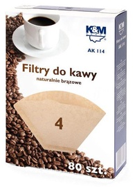 K&M AK 114 Coffee Filters