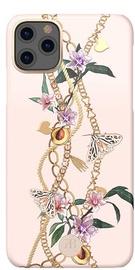 Kingxbar Luxury Series Back Case With Swarovski For Apple iPhone 11 Pro Max Pink