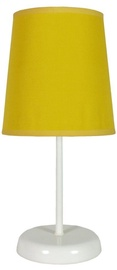 Candellux Gala 41-98552 40W E14 Table Lamp Yellow