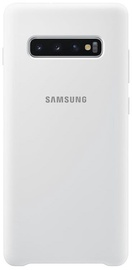 Samsung Silicone Back Case For Samsung Galaxy S10 Plus White