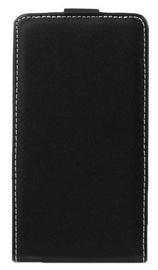 Forcell Flexi Slim Flip for Nokia X / Nokia X+ Black
