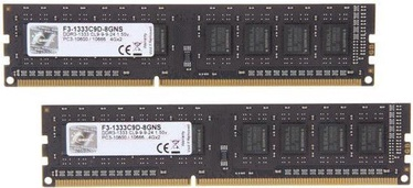 G.SKILL 8GB 1333MHz CL9 DDR3 KIT OF 2 F3-1333C9D-8GNS