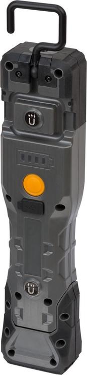 Kabatas lukturis Brennenstuhl HL 1000 A LED Rechargeable Hand Lamp 1000+200lm IP54