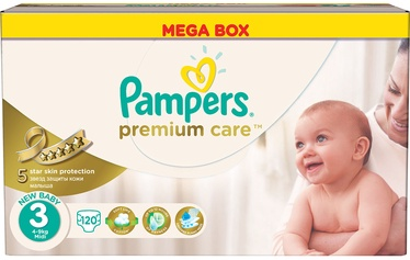 Pampers Premium Care S3 120