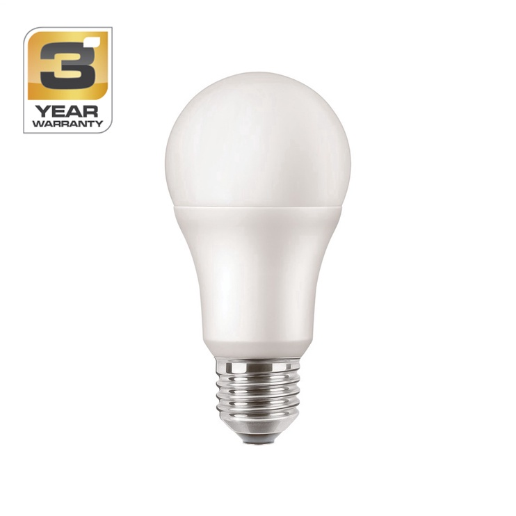 SPULDZE LED A60 11W E27 WW FR ND 1055LM (STANDART)