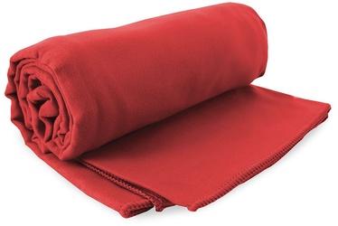 Полотенце DecoKing Ekea 15723 Dark Red, 100x200 см, 1 шт.