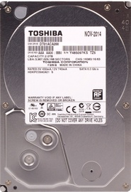 Жесткий диск сервера (HDD) Toshiba MG04ACA200E, 128 МБ, 2 TB