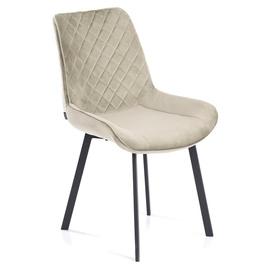 Ēdamistabas krēsls Homede Kemble Steel, 4 gab.