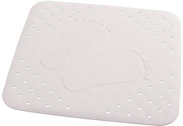 Vannas istabas paklājs Ridder 67281 White, 540x540 mm