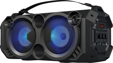 Bezvadu skaļrunis Rebeltec SoundBox460 Black, 40 W