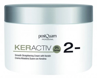 PostQuam Professional Keractiv Smooth Straightening Cream With Keratin 200ml