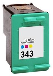 Printera kasetne TFO HP 343 Ink Cartridge 17ml 3-Color
