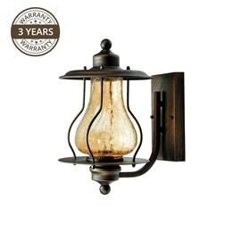 Gaismeklis Domoletti 009-WU Garden Light 60W E27 Brown