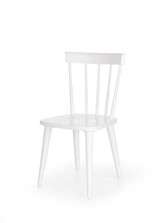 Ēdamistabas krēsls Halmar Barkley White