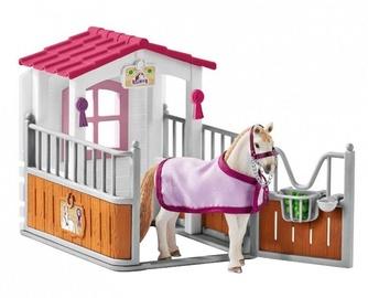 Rotaļlietu figūriņa Schleich Horse Stall With Lusitano Mare Set 42368