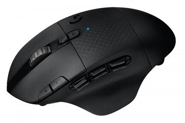 Spēļu pele Logitech G604 Black, bezvadu, optiskā