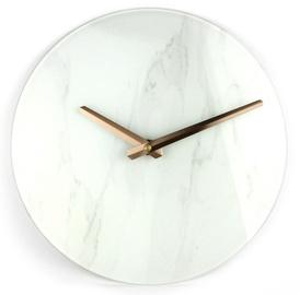Platinet Wall Clock Marble 44871