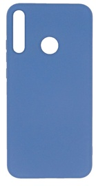 Evelatus Soft Touch Back Case For Huawei P40 Lite E Blue