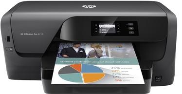 Струйный принтер HP OfficeJet Pro 8210, цветной