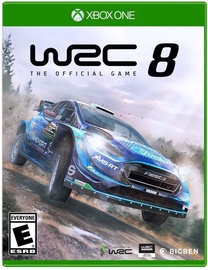 WRC 8: FIA World Rally Championship Xbox One